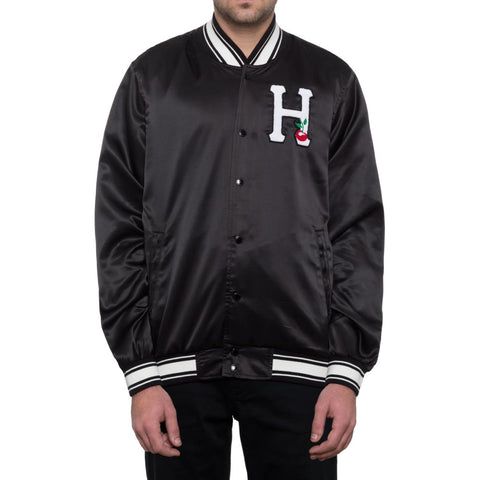 HUF X FELIX THE CAT SATIN JACKET