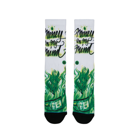 STANCE AIRBRUSH MONEY