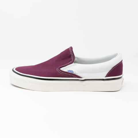 "VANS CLASSIC SLIP-ON 9 ""ANAHEIM FACTORY"""