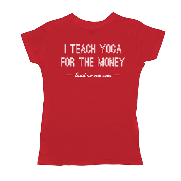 For the Money Tultex T-Shirt