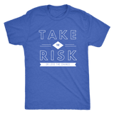 T-shirt - Take The Risk