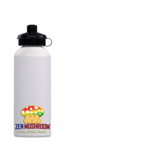 Water Bottle - Zen Mushroom Water Bottle