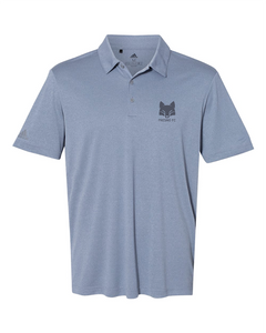 Adidas Grey Heather Polo