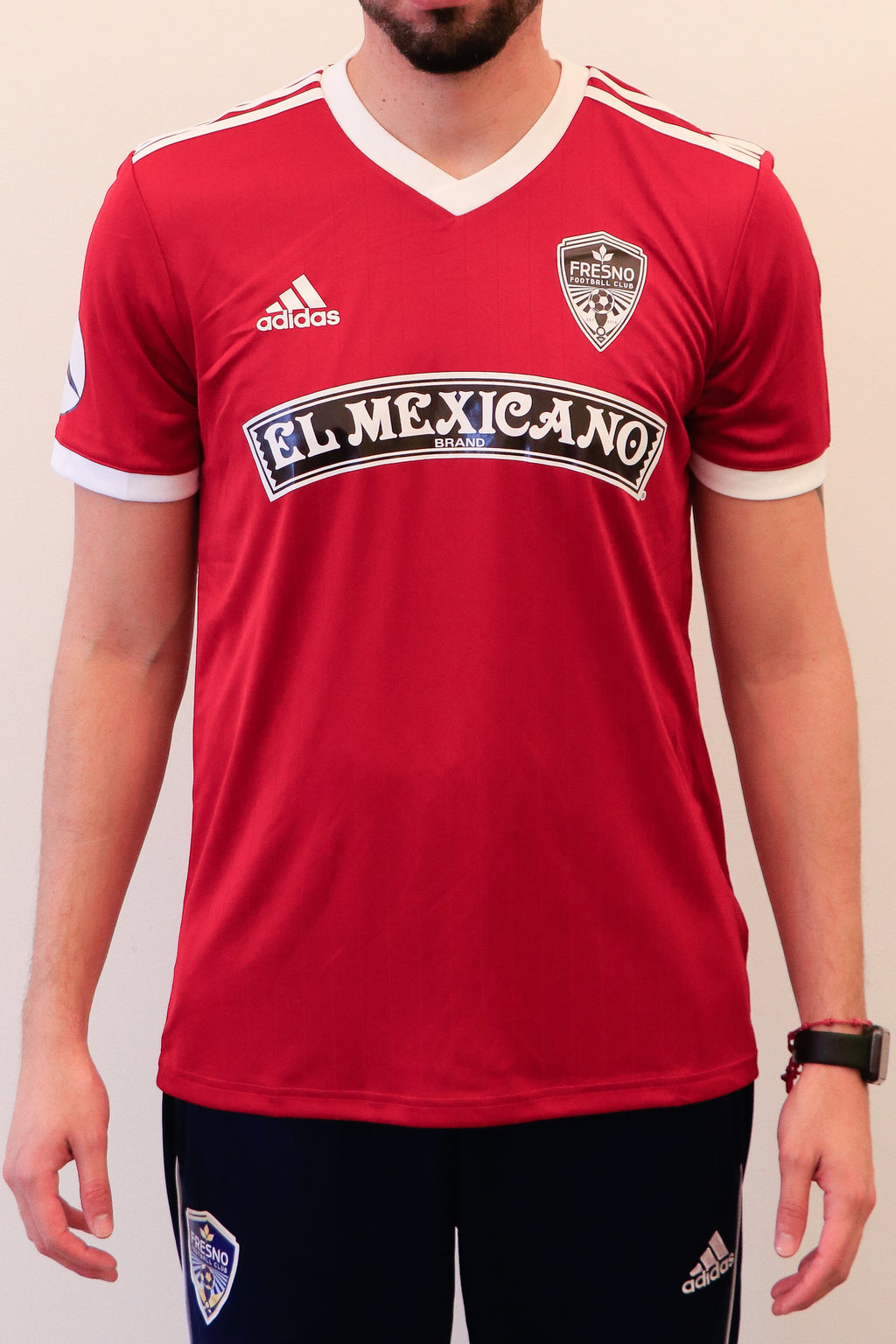 Fuego Red 2019 Alternate Kit