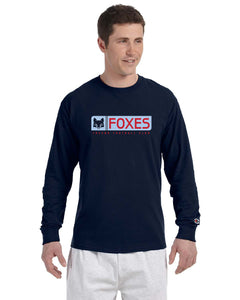 Sporty Champion Longsleeve - Navy