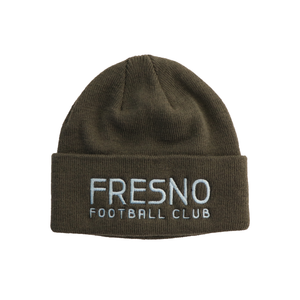 Fresno Football Club Beanie