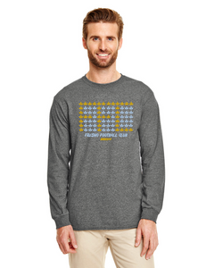 FCC Grid Grey LongSleeve