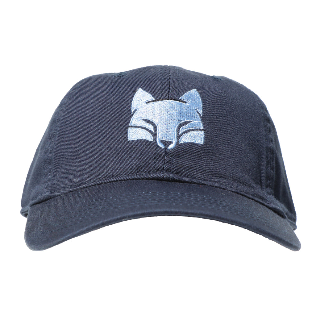 Fox Adjustable Navy Dad Hat
