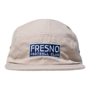 Fresno Football Club Box Adjustable 5 Panel Hat