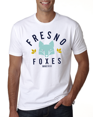 Fresno Foxes College Tee