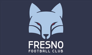 Fresno Football Club Flag