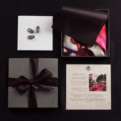 box, style guide, certificate, styling clips