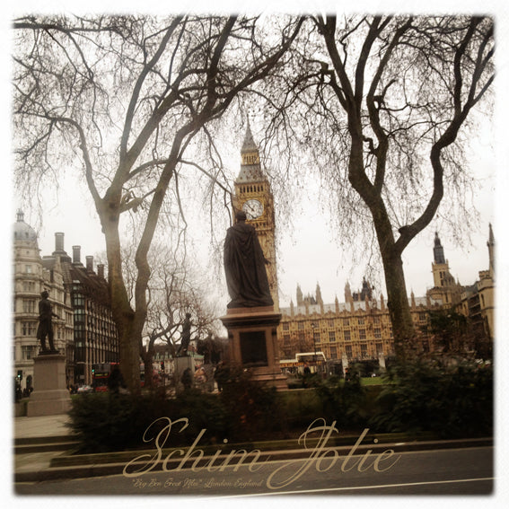 BIG BEN GREAT MAN - SchimJolie
