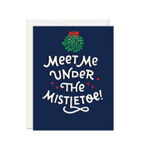 Under The Mistletoe