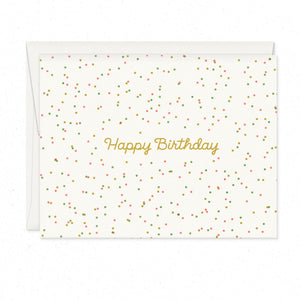 Greeting Cards - Birthday Sprinkles
