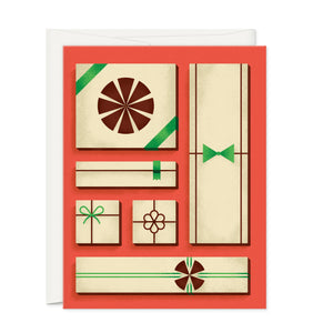 Greeting Cards - Christmas Presents
