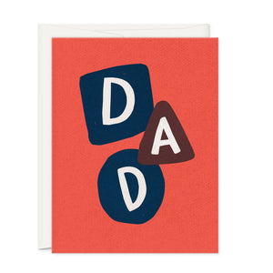 Greeting Cards - DAD
