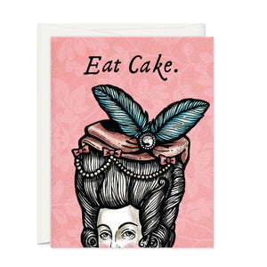 Greeting Cards - EAT CAKE