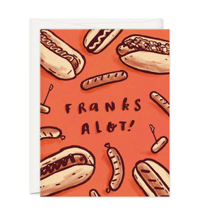 Greeting Cards - FRANKS ALOT