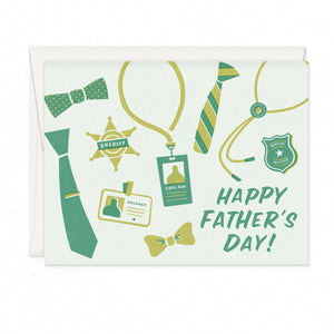 Greeting Cards - Happy Fathers Day