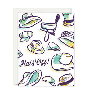 Greeting Cards - HATS OFF