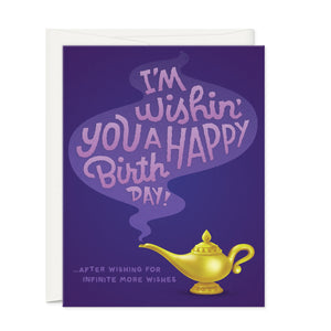 Greeting Cards - Infinite Wishes