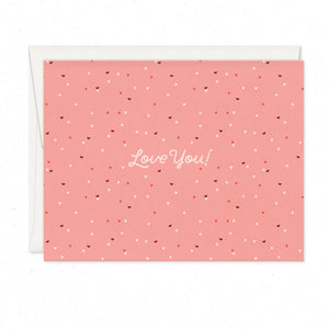 Greeting Cards - Love You