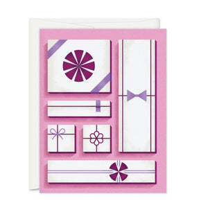 Greeting Cards - PRESENTS