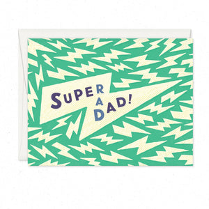 Greeting Cards - Super Rad Dad