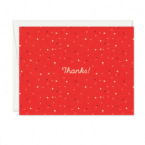 Greeting Cards - Thank You Script