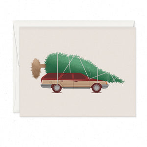 Greeting Cards - THE PERFECT TREE