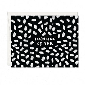 Greeting Cards - THINKING OF YOU