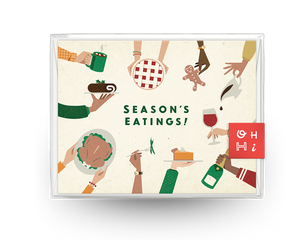 Seasons Eatings Box Set