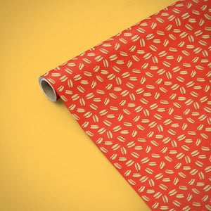 Wrapping Paper - Hot Dogs Wrapping Paper