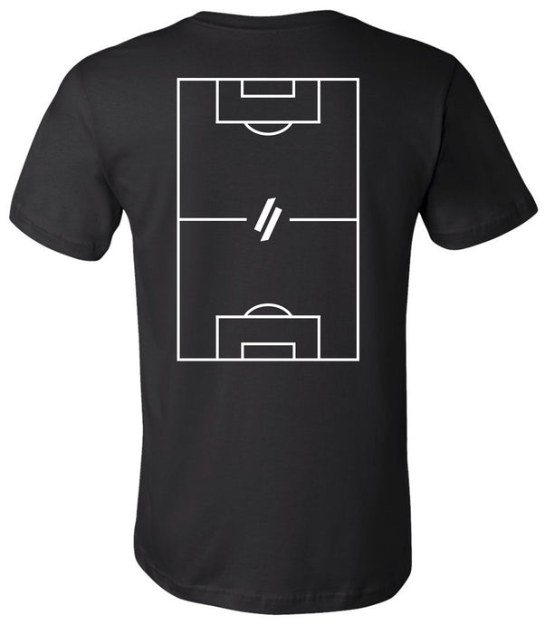 Soccer Streetwear, Soccer Lifestyle, Soccer T-shirts