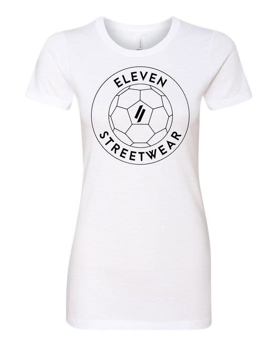 Signature Tee - Women's (White)
