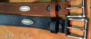 Marc Wolf USA Belt 214 Black