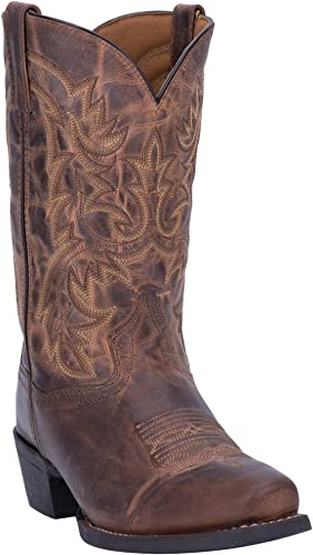 Laredo Mens Tan Square Toe