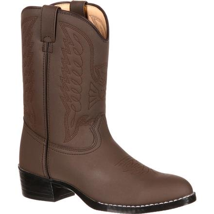 Durango Childs Brown Boot