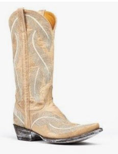 Old Gringo Ladies IVORY Choctaw