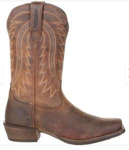 Durango Mens Distressed Rebel Square Toe