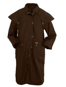 Outback Trading Company Low Rider Duster Brown