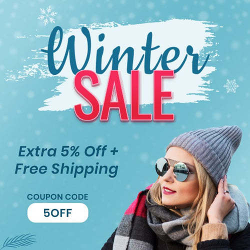 Winter sale at Designeroptics.com
