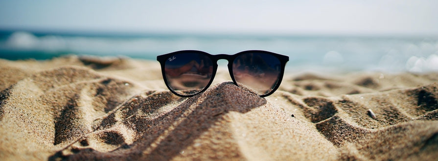 Tips For Caring For Your Prescription Sunglasses At The Beach