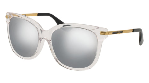 McQueen London Calling MQ0056SK Sunglasses