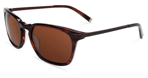 John Varvatos V790BRO55 Sunglasses