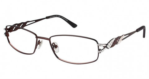 Jimmy Crystal New York EFB0 Eyeglasses