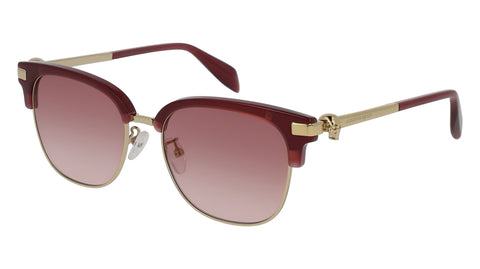 Alexander McQueen Amq Iconic AM0095SA Sunglasses