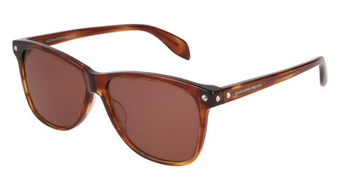 Alexander McQueen Amq Edge AM0099S Sunglasses