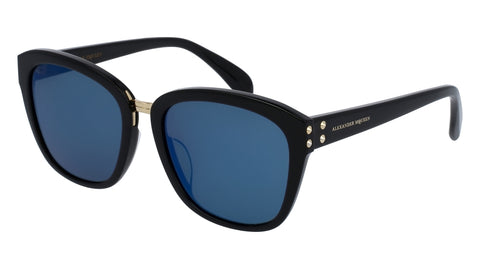 Alexander McQueen Amq - Edge AM0063SK Sunglasses
